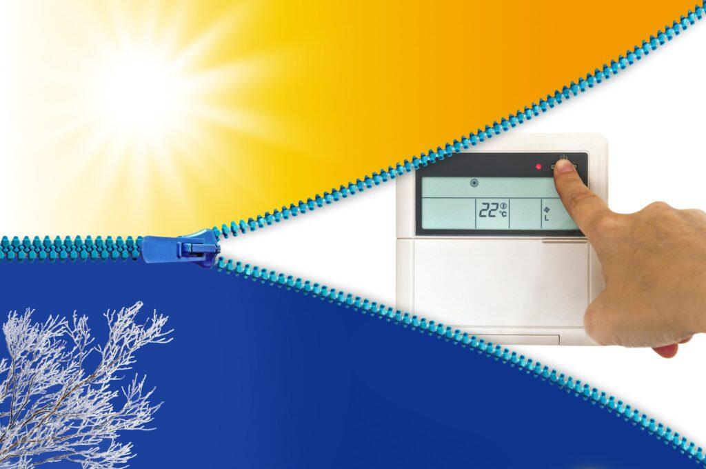 エアコンつけっぱなしで夏場と冬場ではどちらが電気代が高くなるのか