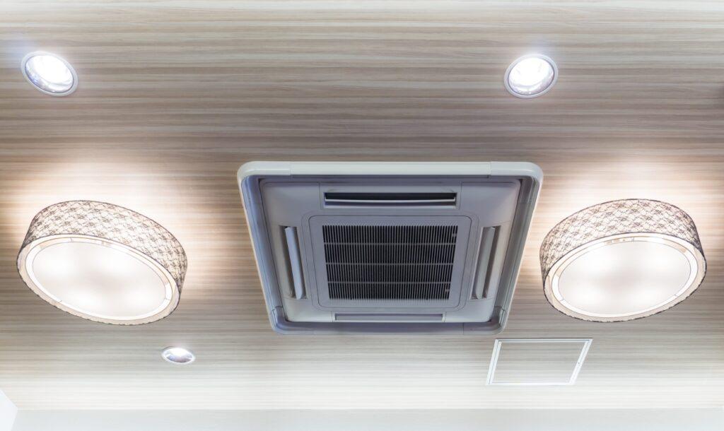 お部屋に合わせて業務用エアコンを選ぼう