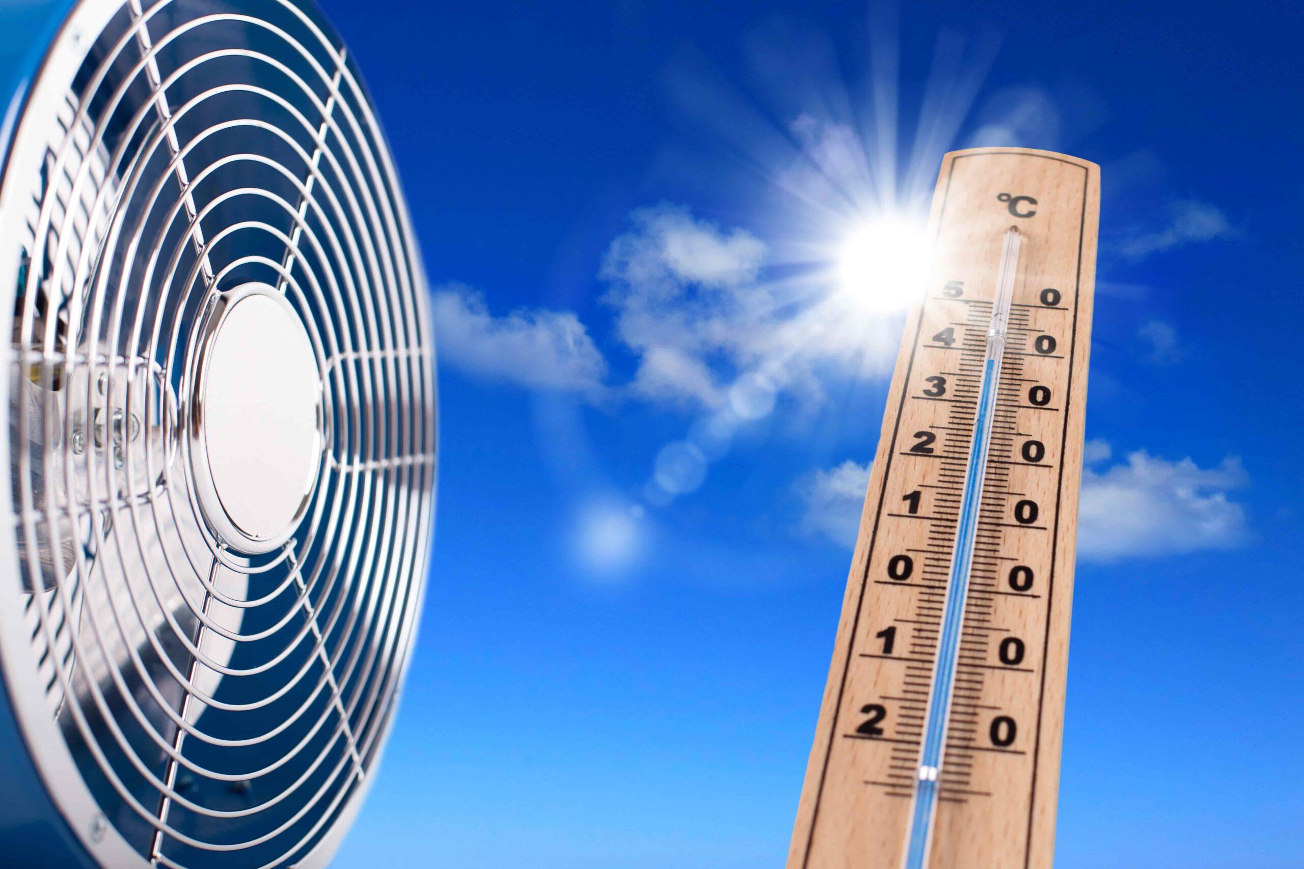 風量、温度をうまくコントロールして業務用エアコンの消費電力を抑える方法