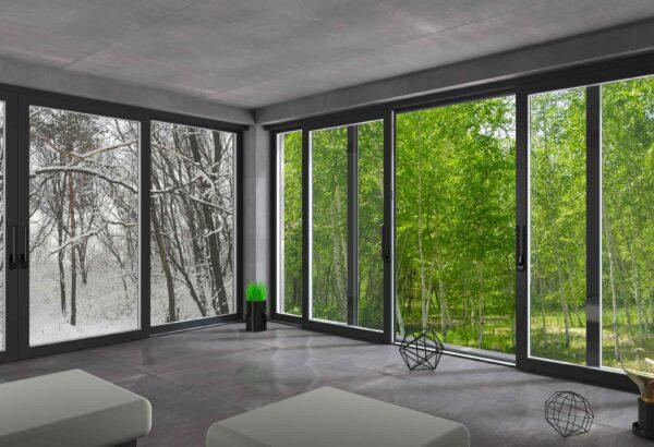 夏季と冬季、業務用エアコンの消費電力が多くなる時期はいつ?