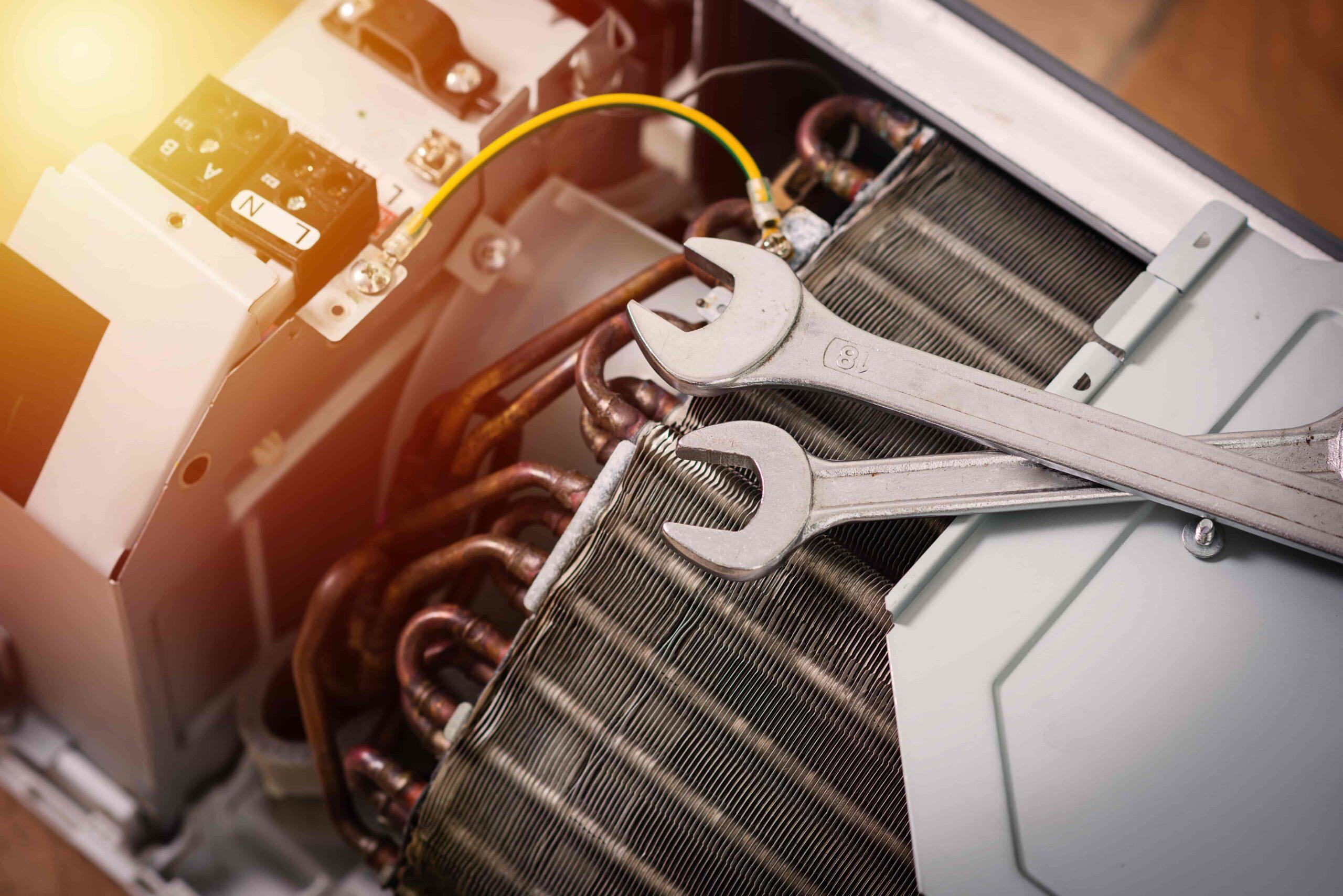 業務用エアコンが故障⁈その原因とは?