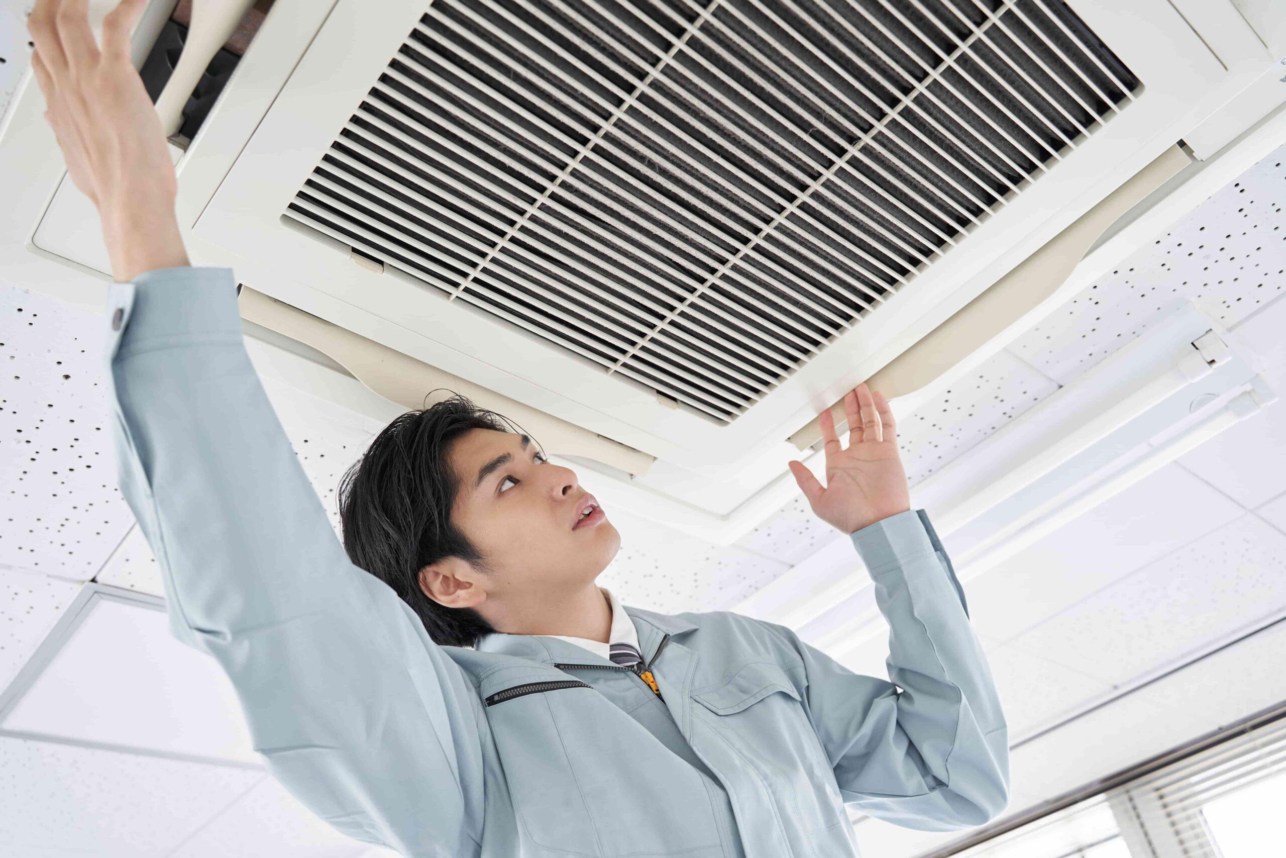 業務用エアコンは頻繁に壊れやすい?