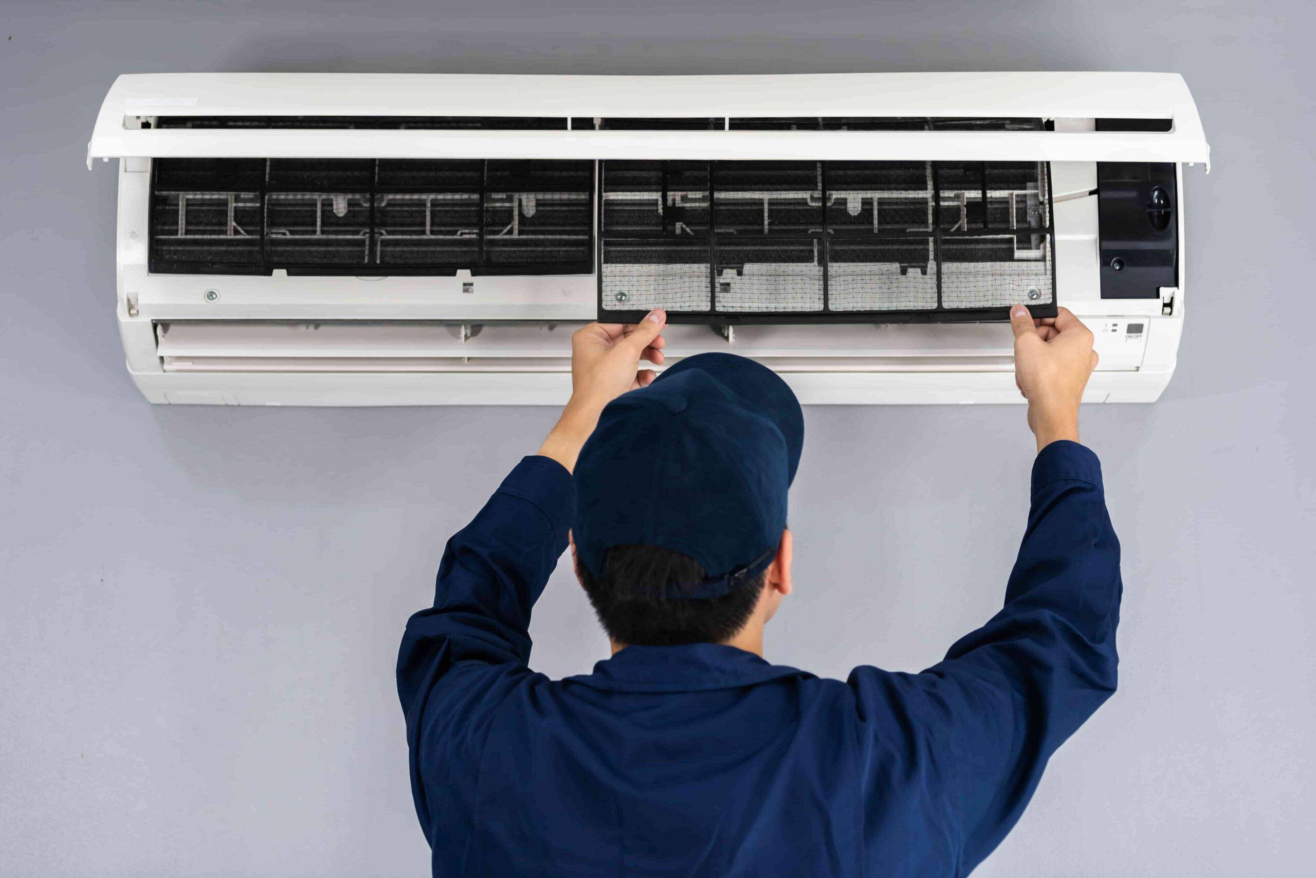 業務用エアコンの効きが悪い場合の対処法とその原因とは