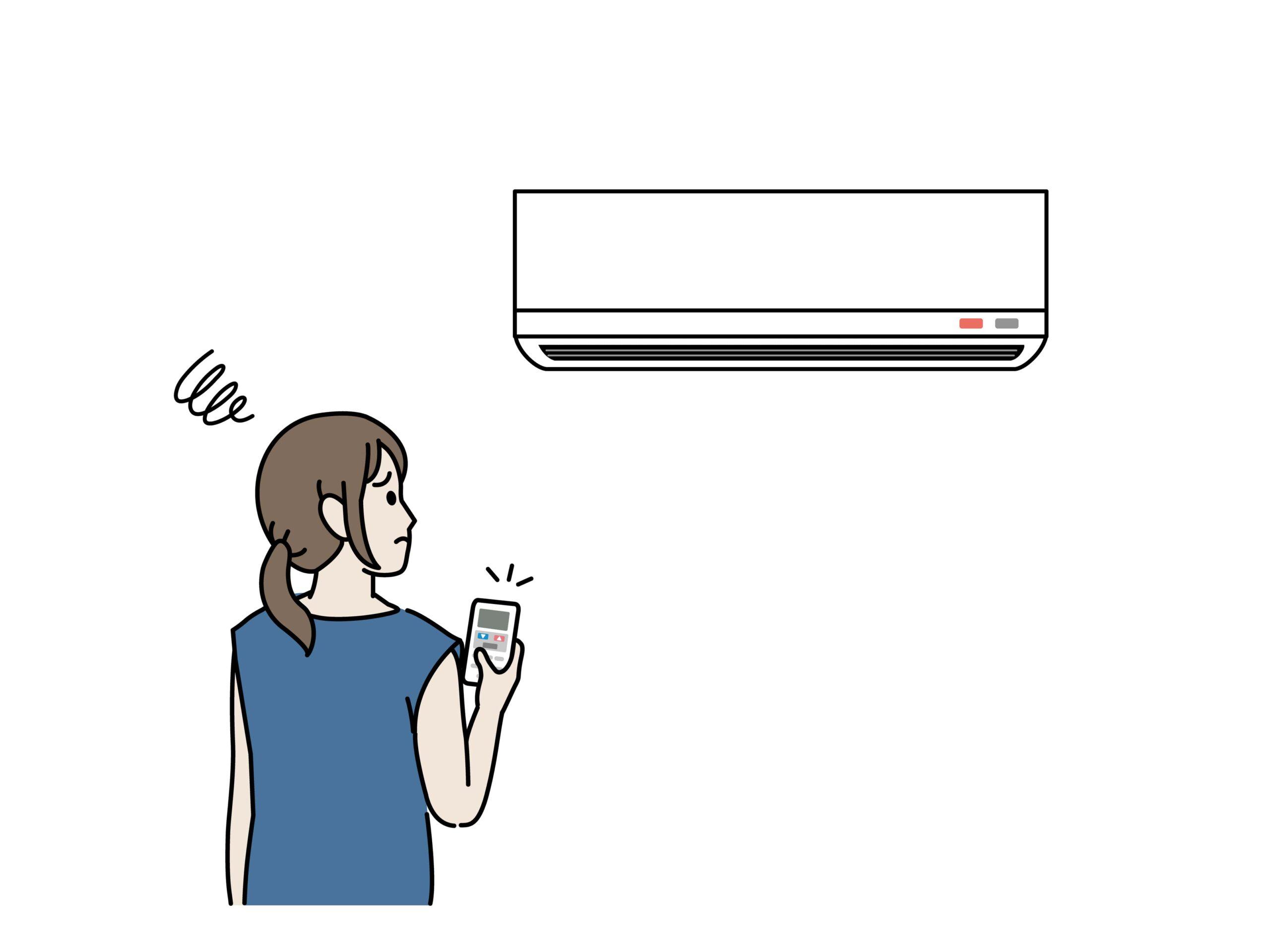 業務用エアコンの効きが悪い?故障かなと思ったら確認しておきたいチェックポイント